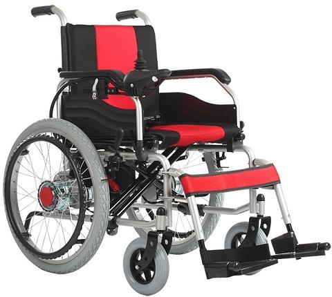 Xe lăn điện Ctcare (D301) - (Đã bao gồm Bình lớn 20AH, thuế)