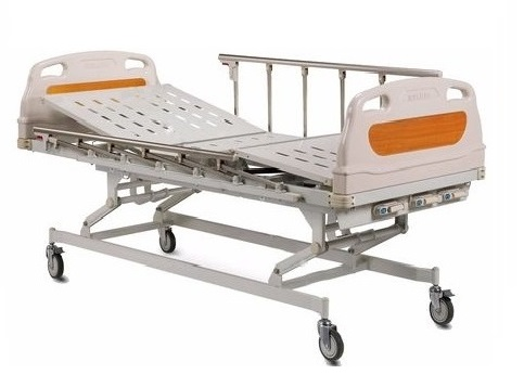 Giường bệnh nhân cao cấp 3 tay quay