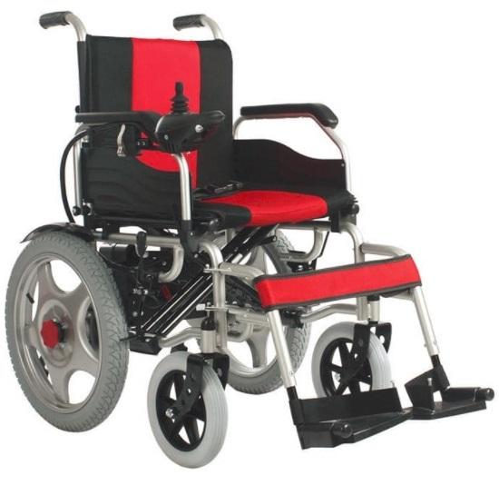 Xe lăn điện Ctcare D1801 - (Đã bao gồm Bình 20AH, thuế)