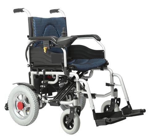 Xe lăn điện Ctcare (1002X) -  (Đã bao gồm tặng Bình 20AH, thuế)