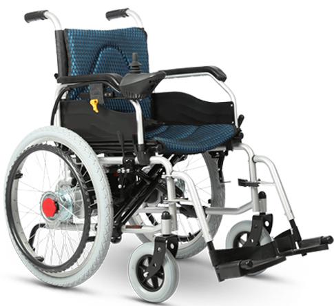 Xe lăn điện Ctcare D301X - (Đã bao gồm Bình 20AH, thuế)