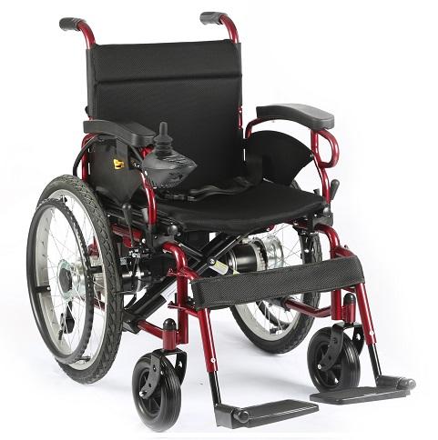 Xe lăn điện Ctcare (D301R) - (Đã bao gồm Bình 20AH, thuế)